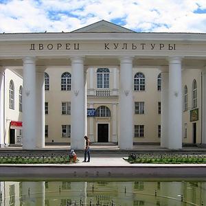Дворцы и дома культуры Выселок
