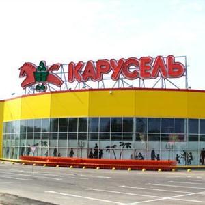 Гипермаркеты Выселок