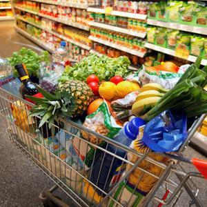 Магазины продуктов Выселок