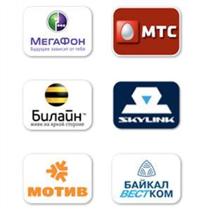 Операторы сотовой связи Выселок