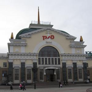 Железнодорожные вокзалы Выселок