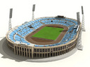 Южный вейк парк Краснодар - иконка «стадион» в Выселках